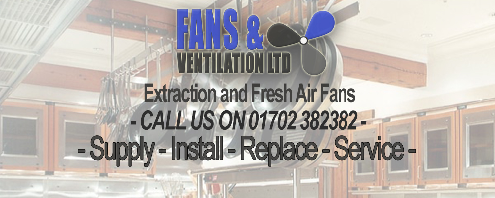 Commercial Extraction Fan Repairs